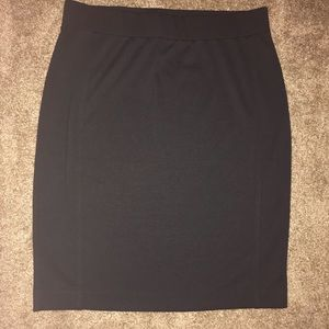 Apt 9 Black Skirt